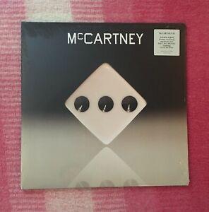 """Paul McCartney """"McCartney III"""" Vinyl LP Gatefold Cover"""