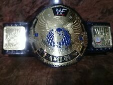 WWF BIG EAGLE World Heavyweight Championship Wrestling Belt Replica 2MM