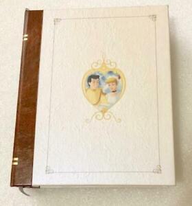 New Disney Our Fairytale Wedding Watch Cinderella's Castle Bride & Groom Set