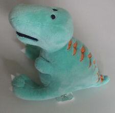 "2015 Circo Green Dinosaur Dino T-Rex Mini 7"" Plush Pillow Toy Target"
