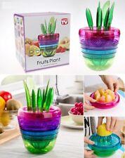 10 in 1 manual fruit vegetable juicer squeezer cutter masher grinder and slicer