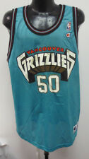 VANCOUVER GRIZZLIES BRYANT REEVES CHAMPION JERSEY VINTAGE RETRO NBA BASKETBALL