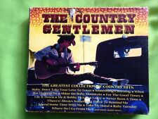 THE COUNTRY GENTLEMEN - 2CD BOX SET