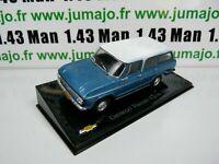 CVT3G voiture 1/43 IXO Salvat BRESIL CHEVROLET : Veraneio S Luxe 1971