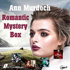 Hörbuchpaket ANN MURDOCH BOX | 4 Hörbücher | romantisch mystisch | mp3-CD