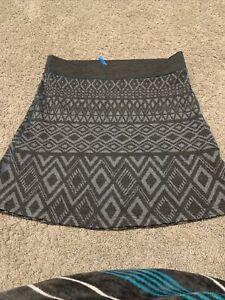 Kuhl Womens Medium Gray Skirt