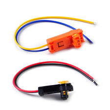 Pair Security Airbag Connector Plugs Wire Connector for VW Toyota Nissan Mazda
