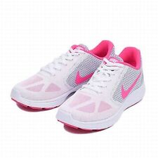 NIKE Ladies 'REVOLUTION 3' Running Shoes White/Pink/Grey  Sz. 11 M  NIB