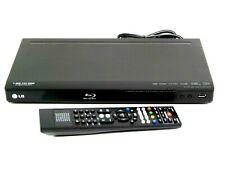LG Blu Ray DVD Player BD610 with Remote HDMI 1080p DVD Upscaling TrueHD USB