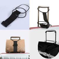 1 * Multifunktions-elastische Teleskop-Gepäckgurt Reisetasche Feste Koffer LZ