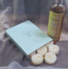 PARTYLITE COCONUT COVE~ (1) AROMA SIMMERS (Z25415) & (12) TEALIGHTS (V04415)~NEW