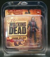 Empty Protective Case McFarlane Walking Dead Action Figure Series 1, 2 Wide Card