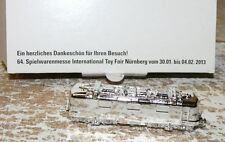 HE Märklin Re 4/4 II Attrappe Spielwarenmesse Nürnberg 2013 Spur Z