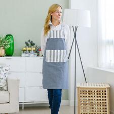 Shieldgreen EMF Shielding Modern Striped Lady Apron Front Shield Maternity Wear