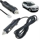 Car Adapter Charger For Beltronics STI Driver Radar Detector Straight Power Cord