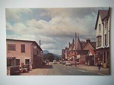 The Main Street Aberfoyle Looking to Ben Lomond Old Postcard Thomson Photograph