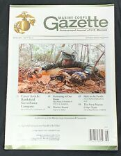 2013 US Marine Corps Gazette Magazine