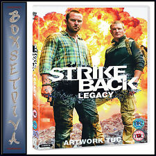 STRIKE BACK - LEGACY- SERIES 5 **BRAND NEW DVD ***