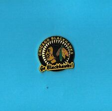Chicago Blackhawks NHL Poker Chip Logo Hockey Lapel Hat Pin