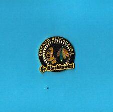 Chicago Blackhawks NHL Poker Chip Logo Hockey Lapel Hat Pin