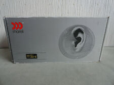 BOXED PAIR - MOREL MDT 30 - S SOFT DOME TWEETER - CHARITY AUCTION