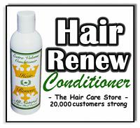 HAIR RENEW CONDITIONER regrowth thin loss regrow alopecia treatment menopausal