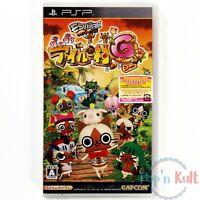 Monster Hunter Nikki Poka Poka Airu Village G [JAP] PlayStation PSP NEUF Blister