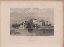 "India/Antiguo Impresiones - ""perawa-Malwa"" - J.S. Cotman & Capt. Eliot (1840)"