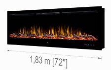 Noble Flame PARIS 1830 [Elektrokamin Wandeinbau/wandhängend]