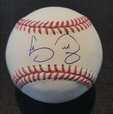 Carson Fulmer Signed Autographed ROMLB Baseball Chicago White Sox