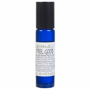Feel Good Pulse Point Roller Uplifting Aromatherapy Xmas Gift Stocking Filler