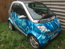 Smart car for two city Passion numeric blue PJM private cherished number plate