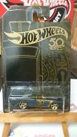 Hot Wheels 50 Th Anniversary Black & Gold '68 Dodge Dart (N9)