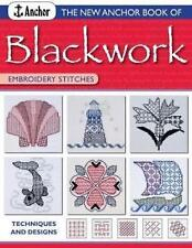 The New Anchor Book of Blackwork Embroidery Stitches: Techniques and Designs by…