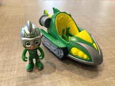 PJ Masks Gekko Turbo Blast Vehicle Car Mobile and Figure Excellent Condition