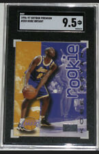 1996 Skybox Premium #203 Kobe Bryant RC SGC 9.5 MINT+