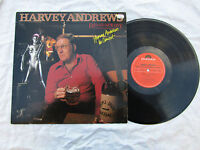 HARVEY ANDREWS lp  BRAND NEW DAY polydor 2383 595.. ..... 33rpm / folk