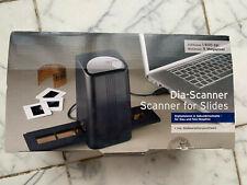 NEUER!! Dia Scanner mit Bildbearbeitungssoftware 1800 dpi und 5 Megapixel