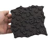 Bunta Tampone Legno Stampa Batik 16cm Antico India Cashmere 8924 CLO9