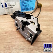 Mercedes Benz W168 A class rear door latch A160 A170 A140 A190 1687301635 Genuin