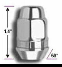 "Gorilla Lug Nuts Kit 14-1.50 Thread, 13/16"" Stainless Steel 91147SS"