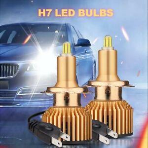 H7 LED Autoscheinwerfer Nachrüstsatzglühlampen Birnen Lampen Weiß Aktualisierung