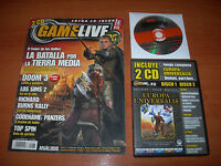 REVISTA GAMELIFE PC Nº43 + JUEGO EUROPA UNIVERSALIS + DEMOS