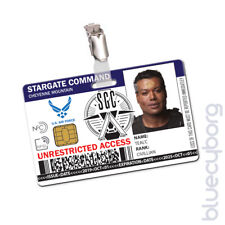 Stargate Command - Cheyenne Mountain - Teal'c - Novelty ID