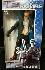 "NOS Classic Vintage Terminator T2 figure 12"" toy New in package Item #32200 A4-4"
