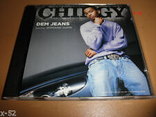 CHINGY single DEM JEANS 3 track CD feat JERMAINE DUPRI
