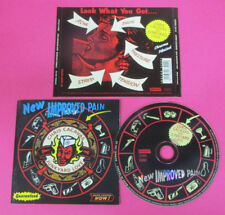 CD CHRIS CACAVAS New Improved Pain 1995 France NORMAL200CD  no lp mc dvd  (CS19)