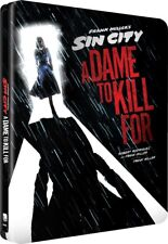 Sin City: A Dame to Kill For - Limited Edition Steelbook [Blu-ray 3D + Blu-ray]