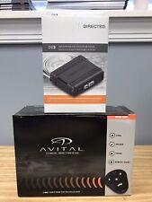 Avital 4105L Remote Starter w/Keyless Entry & DB3 Bypass Module Bundle Two items