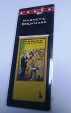 Magnetic Bookmark - Five A Day Bamford Postcard